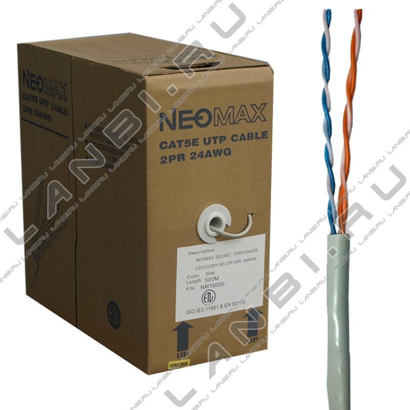 446, Neomax NM10000 Кабель