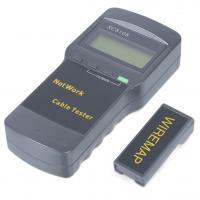 Cabeus CT-LCD-RJ45 (SC8108) Тестер для витой пары c LCD дисплеем