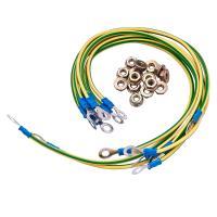 Cabeus GrW Набор кабелей заземления (30см - 6 шт, 40см- 2шт, гайка с фланцем - 16 шт)