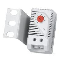 Cabeus KTO011 Термостат нормально-замкнутый 0-60°C для обогрева, с креплением
