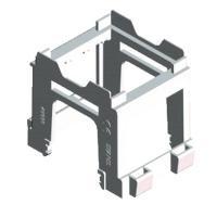 Efapel 45990 ABR Адаптер для установки модулей 45х45 на DIN-рейку