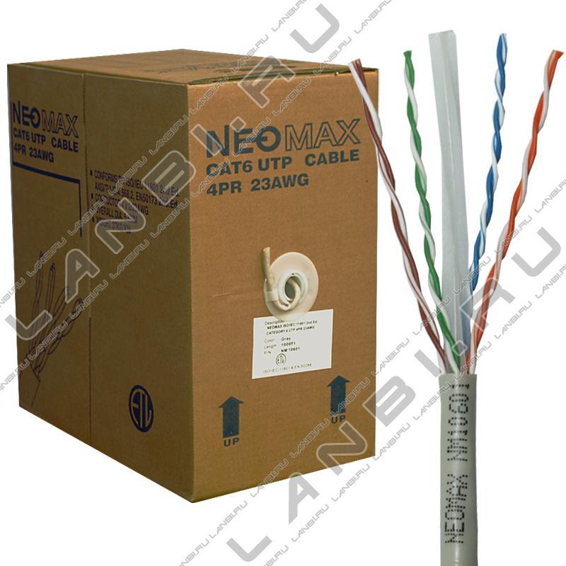 Neomax NM10601 Кабель витая