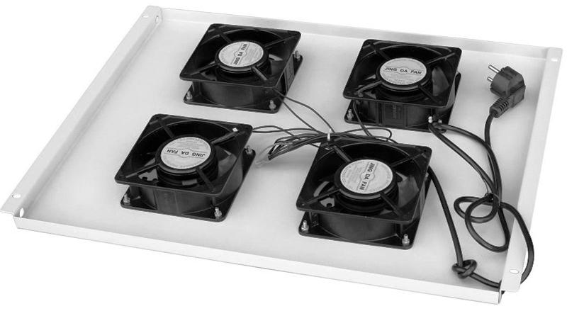 4 вентилятора для шкафов